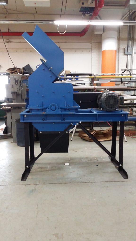 e-scrap turbo mill