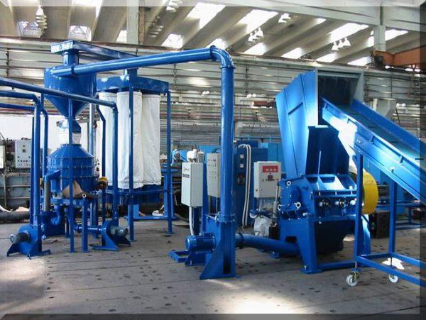 2031CMSD Super Duty Granulator copper