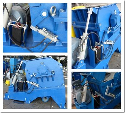 3147CMSD Super Duty Granulator