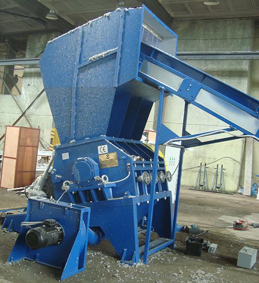 3147CMSD Super Duty copper Granulator