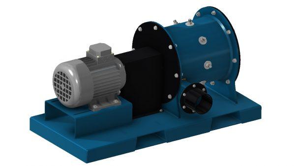 CMTM-150 Turbo Mill
