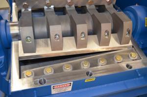 1626CMHD Low Profile Granulator machine