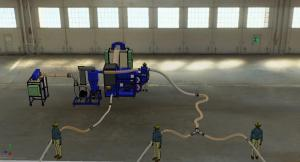 thumbnail_Lead Separator Assembly view 1