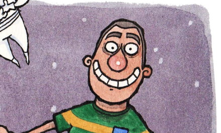 The Friday Cartoon: A Very Modern Kit Launch