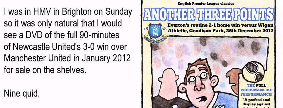 The Friday Cartoon: DVD Frenzy