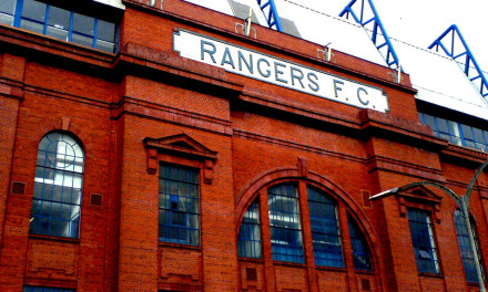 Rangers' Row About Nine-In-A-Row