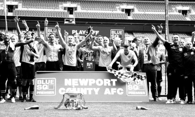 Another New Beginning In The Turbulent Life Of Newport County AFC