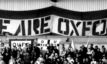 1985/86 Week: The Contradictory & Counter-Intuitive Oxford United