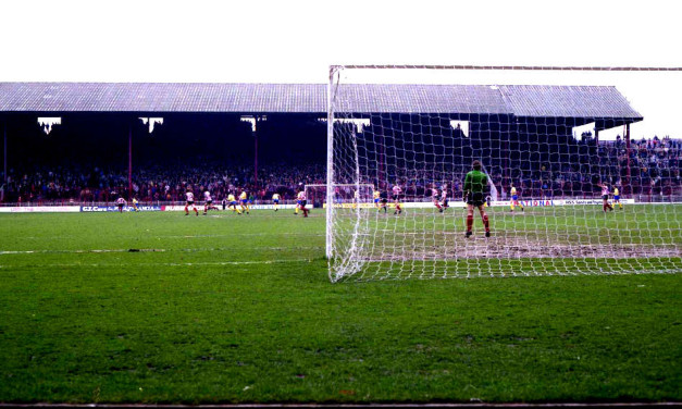 As Bad As Things Got: Sheffield United, 2nd May 1981