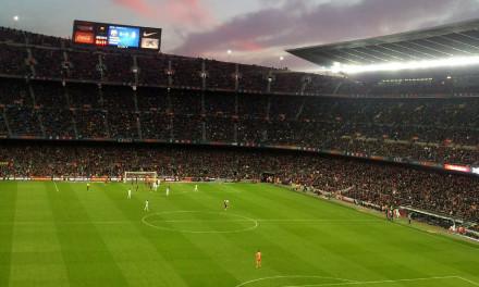 Barcelona: Football As Art
