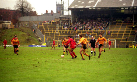 Look Away Now: The Big Match, 17th March 1973