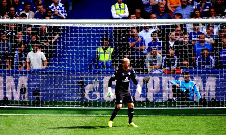 Leicester City's Nerves Begin To Show