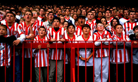 Video of the Day: Sunderland vs Everton, March 1983