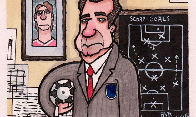 Euro 2020(1): Valeriy Lobanovskyi – Ukrainian Football's Scientific Godfather