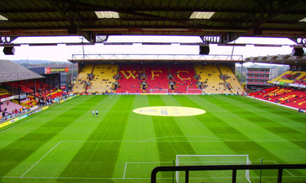 The FA, Watford & A Woman's Place
