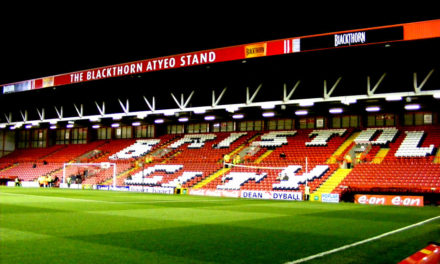 Bristol City & Reflections On Competitive Footall