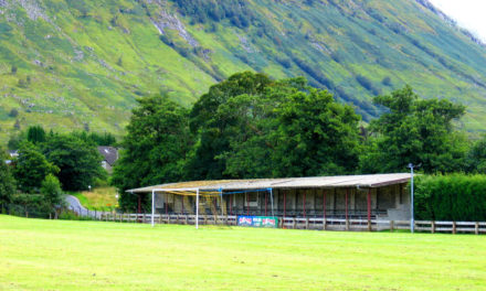 Fort William FC: A Long Way To Winning, Indeed