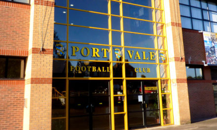 Port Vale For Sale: Normal For Norman