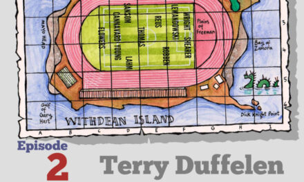 Podcast 169: Desert Island Pitch 2, With Terry Duffelen