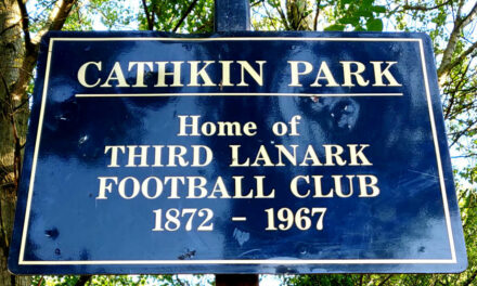 Fitba Week: The Ghosts of Cathkin Park