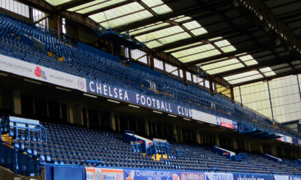 As Bad as Things Got: Chelsea, 23rd April 1983