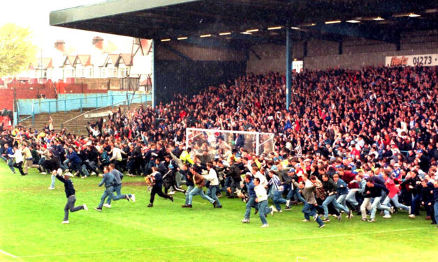 As Bad As Things Got: Brighton & Hove Albion, 3rd May 1997