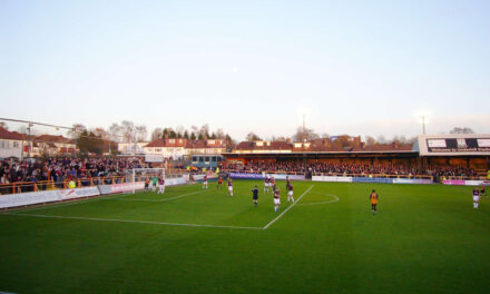 Hivemind: The Slump of Barnet Football Club