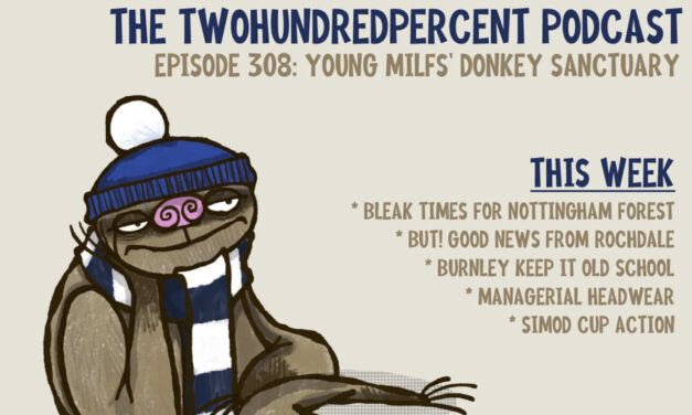 The 200% Podcast 308: Young MILFs Donkey Sanctuary