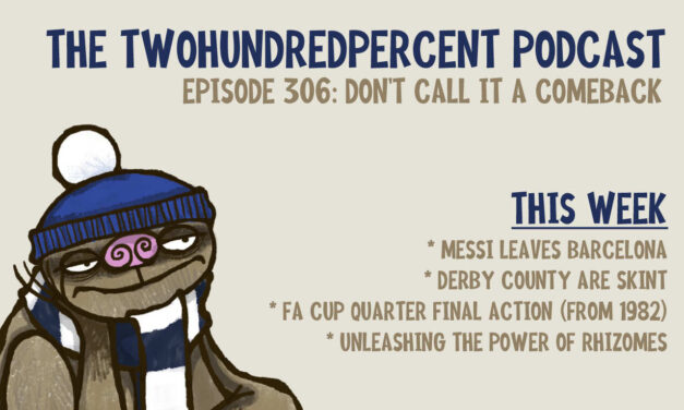 The 200% Podcast 306: Don't Call It a Reunion