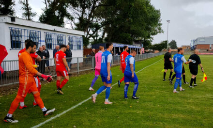 Match of the Week: Shoreham 0-5 Seaford Town – SCFL Division 1