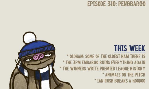 Podcast 310: Penbargo