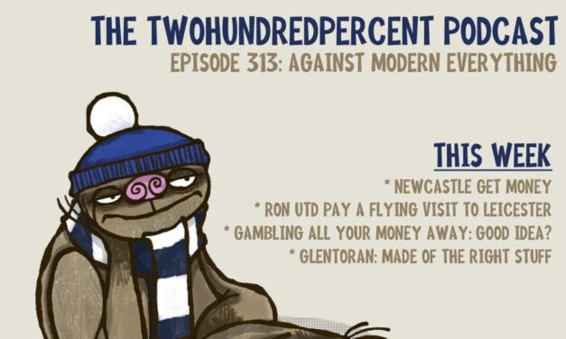 Podcast 313: Against Modern Everything