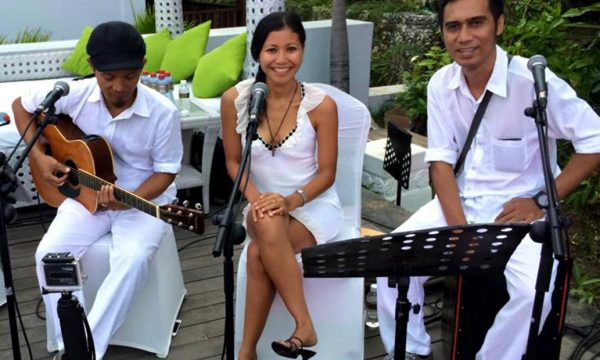 Silaen Music Wedding Band Live in Bali