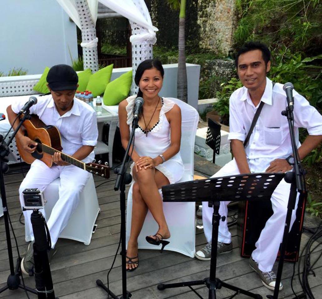 Silaen Music Wedding Band Live in Bali