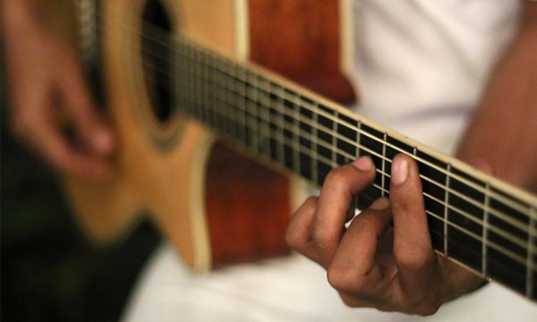 Professional live music for Bali wedding reception