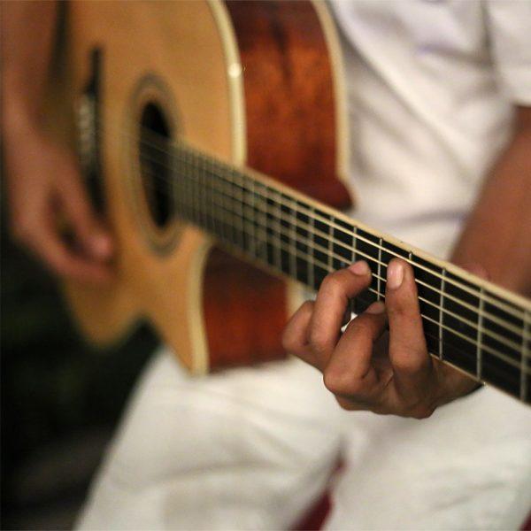 Professional live music for Bali wedding reception