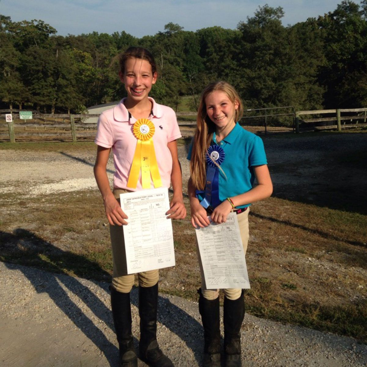 HORSE SHOWS & EVENTS