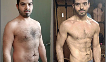 John Franciscso last 30lbs lost intermittent fasting weight loss journey | nextlevelwarrior.com
