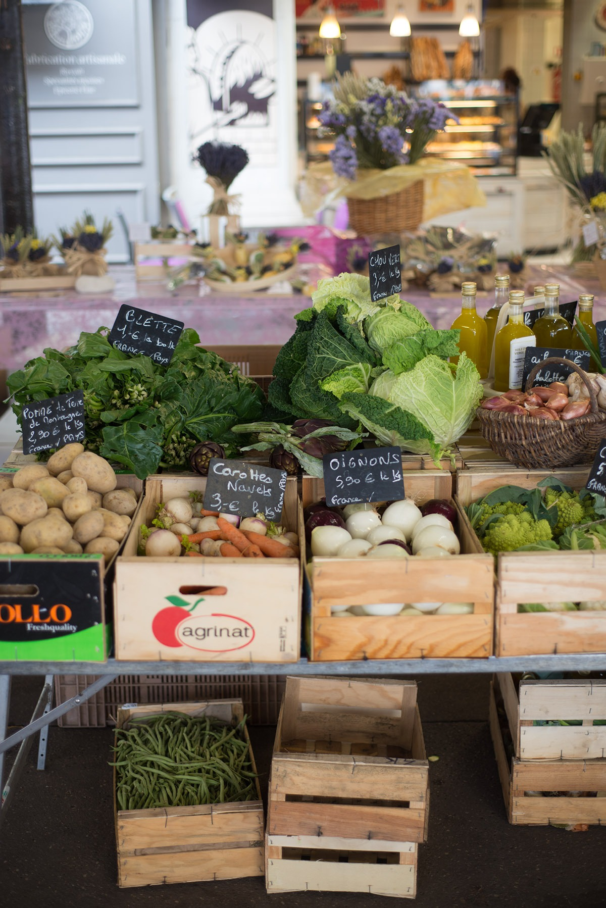 Farmers Markets (Buy Local)
