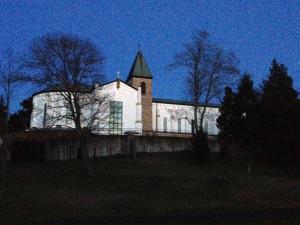 Abbey at Night copy