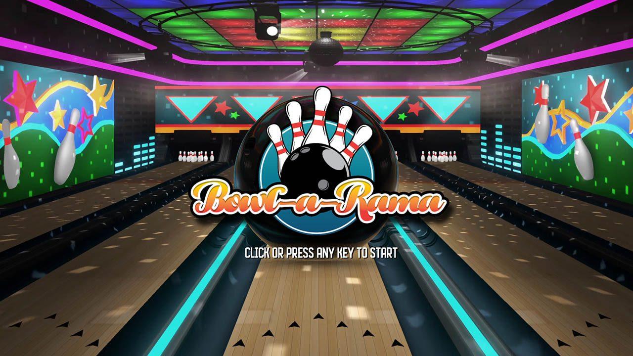 Virtual bowling