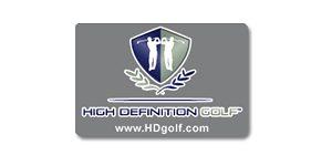 HIGH DEFINITION GOLF