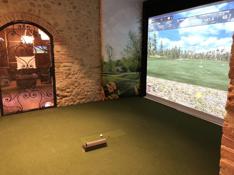 Custom Golf Simulators