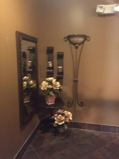 Ladies' Bathroom