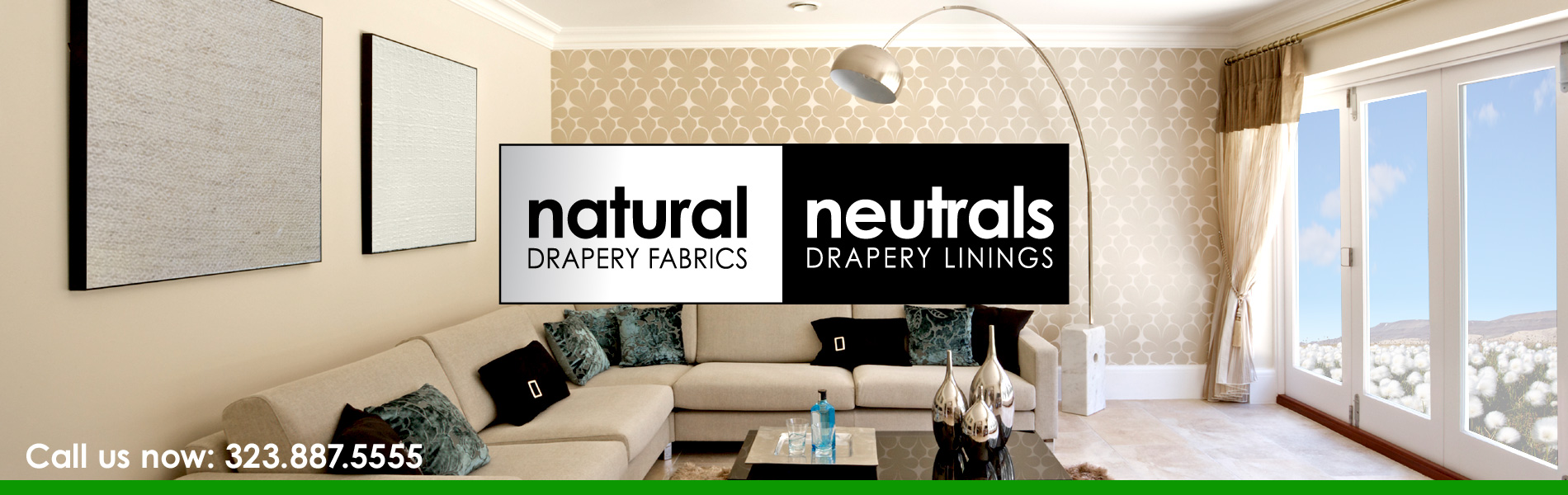 Natural Neutrals Fabric Wholesaler