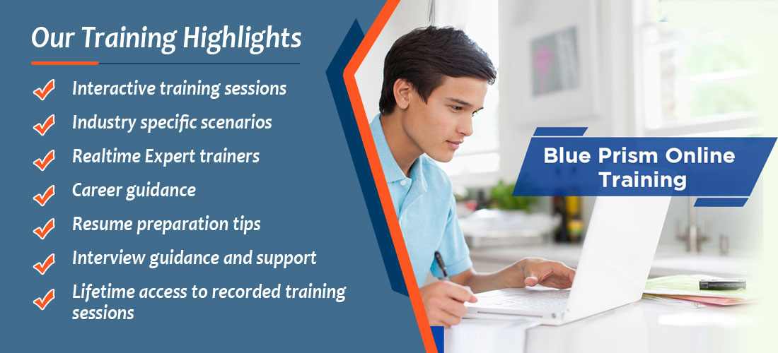 RPA Blue Prism Training in Hyderabad