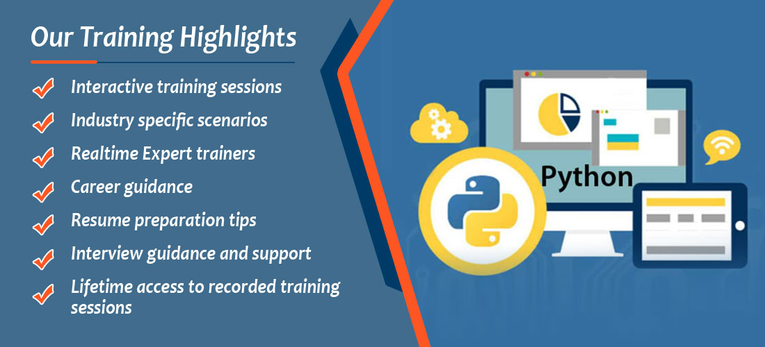 Python Training Course In Hyderabad