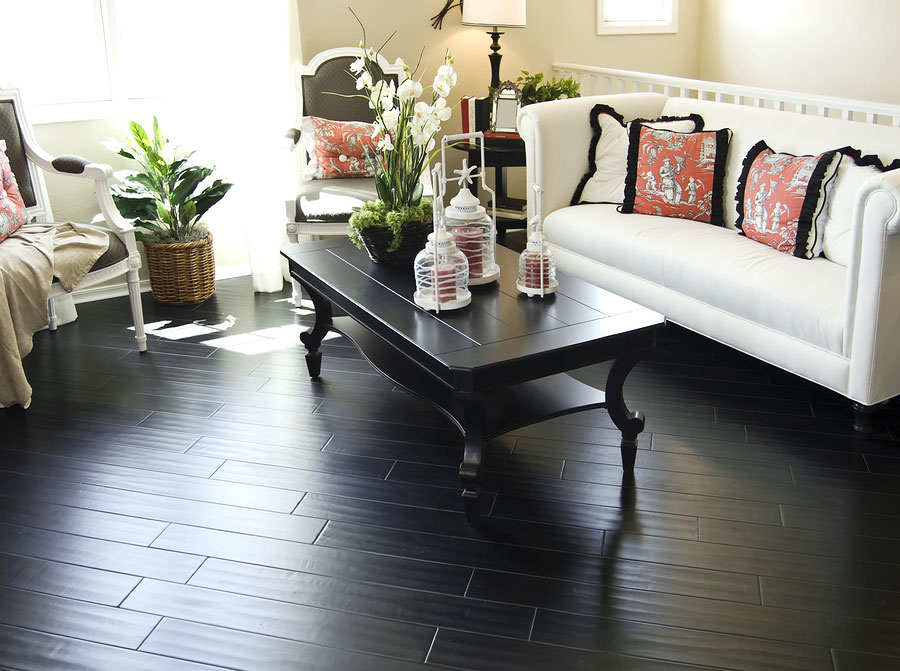 How to Best Care for Your Dark Hardwood Floors
