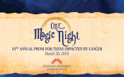 Annual Prom for Teens Impacted by Cancer Slated for March 30