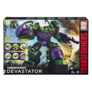 Devastator Box